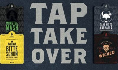 TAP TAKEOVER – 5 SEP